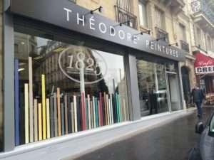 Showroom Paris 5ième