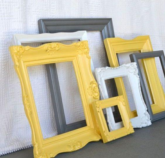 Le jaune est partout !
