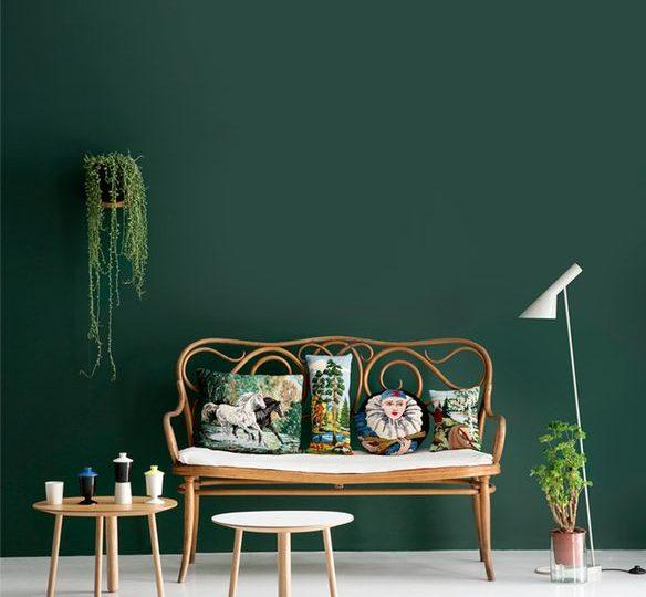 Le vert : tendance couleur printemps été 2017 !