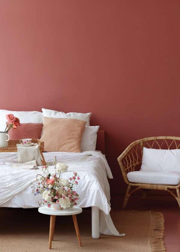 CAYENNE - N°1873 Peinture rouge brun terracotta