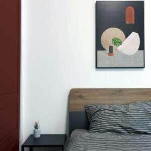 TERRE D'OMBRE - N°2068 Peinture rouge brun terracotta