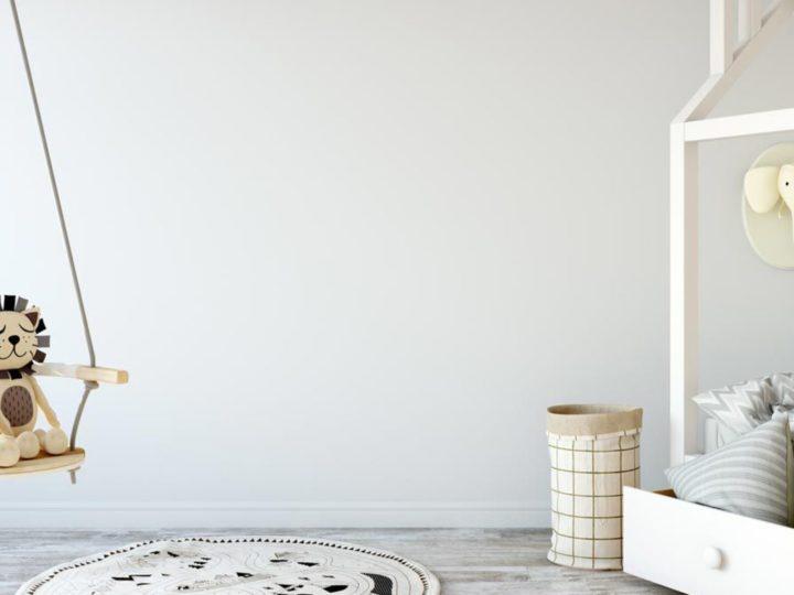 Peindre la chambre de bébé : les erreurs à éviter en peinture