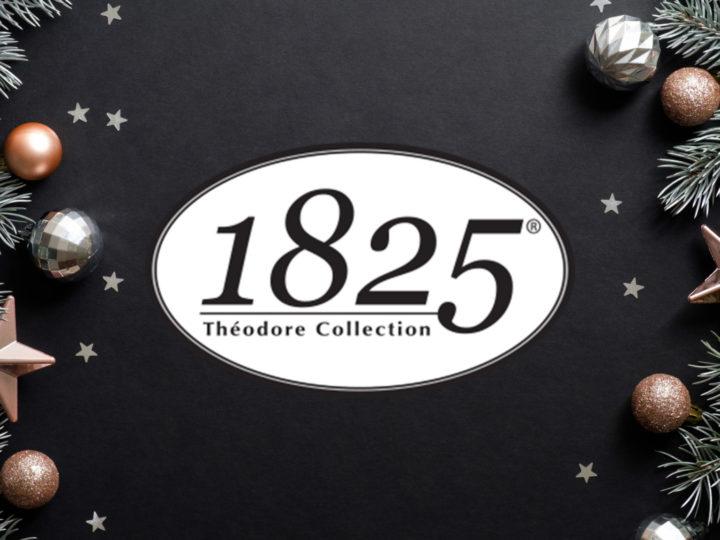 Les inspirations 1825® pour les fêtes 🎄