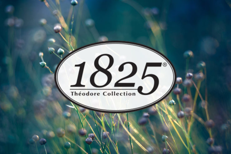 Logo Peintures 1825 Fleurs
