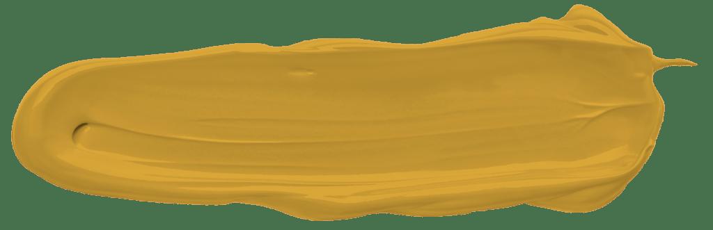 Trace de peinture jaune MUSTARD - N°2056 Peintures 1825