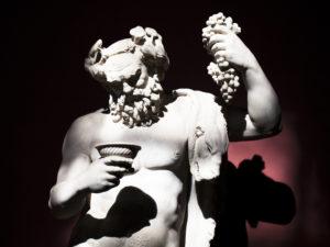 Bacchus, dieu du vin